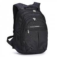 Рюкзак школьный городской Dolly Чёр, хаки