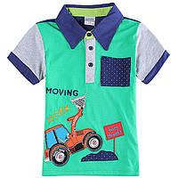 Детская футболка для мальчика поло