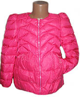Супер модная детская демисезонная куртка на девочку