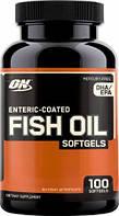 Витамины и минералы Optimum Nutrition Fish oil (100 caps)