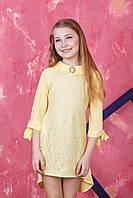 Красивое и оригинальное платье для девочки