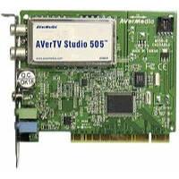 ТВ тюнер AverTV Studio 505 AVerMedia