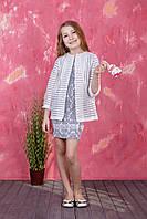 Праздничное платье с накидкой, фото 1