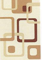 Пушистый ковёр First Shaggy 12282 Cream