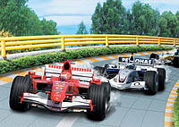 Фотообои в комнату  Формула 1