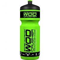 Спортивная бутылка Scitec Crusher 750ml Green