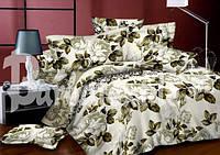 Комплект постельного белья Розы сатин полуторный