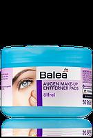 Салфетки для снятия макияжа Balea mit Aloe Vera 50 шт.