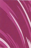 Высоковорсный  пушистый ковёр First Shaggy 1198 фиолет