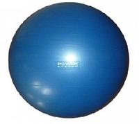 Фитбол Power System мяч для фитнеса  75,85 см гладкий, синий