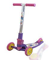 Детский самокат Explore Tredia Sport фиолетовый