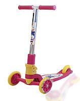 Детский самокат Explore Tredia Sport розовый
