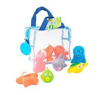 """Набор игрушек для ванны """"Подводный мир"""""""