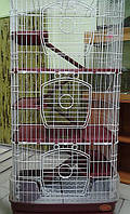 Вольер для грызунов (шиншилл,хорьков)  Золотая клетка  F13B