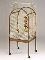 Вольер для крупных птиц Золотая клетка А02