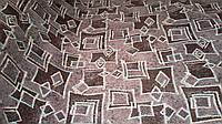 Шпигель Панорама серая обивочная ткань