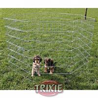 Trixie TX-3954 металл.вольер для собак (сетка) 60х91см Трикси.