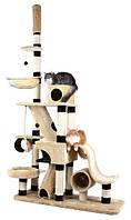 Когтеточка,дряпка Trixie TX-44691 Munera ,246-280см,домик для кота