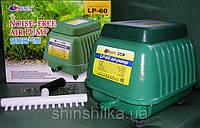 Resun  LP-60  компрессор воздушный для пруда до 4200 литров