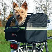 Trixie TX-13112 Biker-Bag сумка велосипедная для собак (35 × 28 × 29 см до 8кг )