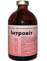 Интровит (Introvit) 100мл витаминно-минеральный комплекс для с.х. животных( Интерхеми, Эстония)