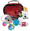 Trixie TX-4538 сумка с набором игрушек для кота (7 предметов)