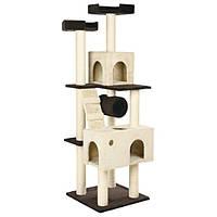"Когтеточка,дряпка Trixie TX-44081 домик для кота ""Mariela""176см"