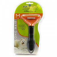 Furminator Long Hair Medium Breed для длинношерстных средних пород  (691012 /112464)