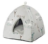 Trixie TX-36340 домик для кота Париж  (42 × 37 × 42 см)