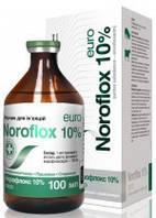 Норофлокс 10% ЕВРО 100 мл - ( энрофлоксацин 100 мг )