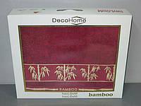 Простынь бамбуковая Deco Home Havloom 200x220