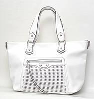 Женская сумка David Jones , белая