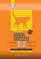 Nutra Nuggets Professional  для котят (оранжевая) 18,14кг
