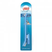 Cliny зубная щетка + массажер для десен для собак и кошек