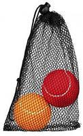 Trixie ТХ-34800 теннисные мячи -игрушка для собак