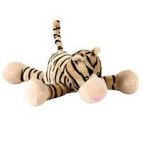 Trixie TX-35814 тигр плюш с шелестом фольги игрушка  для собак 20см