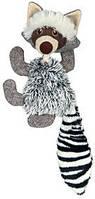 Trixie TX-35942 енот плюш игрушка  для собак 21см