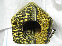 Будка -лежак для собачек №3 (45*46*46см)