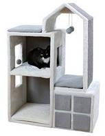 Когтеточка,дряпка Trixie TX-44654 домик башня Гала (105см ,73 × 41 см)