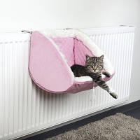 Trixie TX-45614 гамак подвесной для кота (38 × 30 × 38 ) Cat Princess Radiator Bed