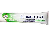 Зубная паста Dontodent Krauter 125ml.