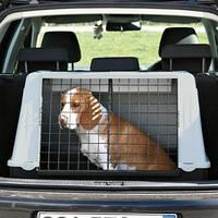"""Trixie TX-39361  транспортировочный бокс для авто""""Traveller""""  82 × 61 × 51 см"""