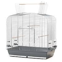 Клетка для птиц Inter-zoo  sara cabrio (p168)открыта сверху+аксессуары,  780x480x790