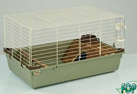 Клетка для грызунов FOP  Сavia 7 Natura (20100067) ( 75 х 47 х 43h см)
