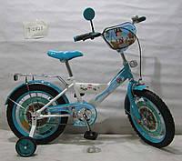 Детский двухколесный велосипед 16 дюймов Корсар