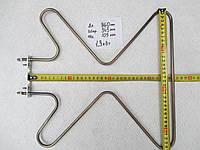 Тен для духовки Ханса 1.3 кВт 360х345 мм