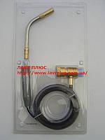 Горелка RTM 1660  для пайки (MAПП газ) с шлангом