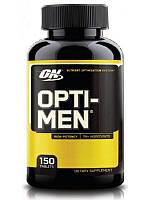 Витамины и минералы Opti-Men (150 таб)