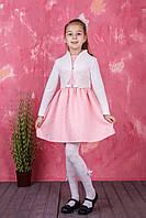 Красивенное детское платье с пиджачком