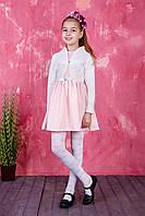 Празднечное платье красивого кроя из качественной ткани, фото 1